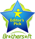 Brothersoft Awarded iPad software