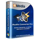 Free Download4Media Audio Converter Pro