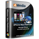 Free Download4Media iPhone Max Platinum