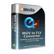 Free Download4Media MOV to FLV Converter