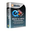 Free Download4Media MOV to MP4 Converter