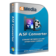 4Media ASF Converter