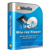4Media Blu-ray Ripper
