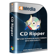 4Media CD Ripper