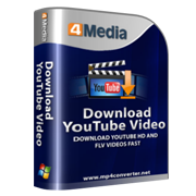 4Media Download YouTube Video