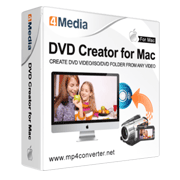 Free Download4Media DVD Creator for Mac
