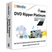4Media DVD to Video for Mac