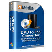 4Media DVD to PS3 Converter