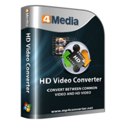 4Media HD Video Converter