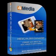 4Media HEVC/H.265 Converter
