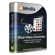 4Media iPad Video Converter