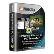4Media iPhone Photo to PC Transfer