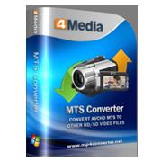 4Media MTS Converter