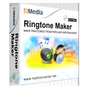 4Media Ringtone Maker for Mac