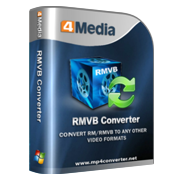 4Media RMVB Converter
