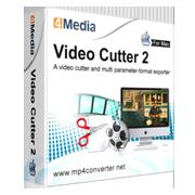 4Media Video Cutter for Mac