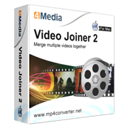 4Media Video Joiner for Mac