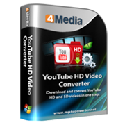 4Media YouTube HD Video Converter