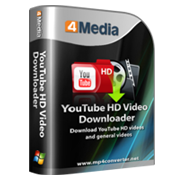 4Media YouTube HD Video Downloader