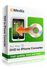 DVD to iPhone Converter for Mac