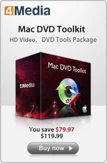 Mac DVD Toolkit