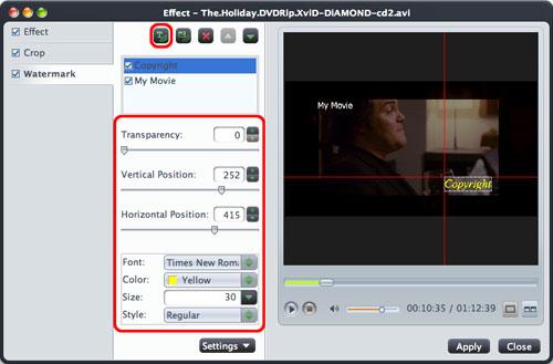 AVI to DVD Mac Converting