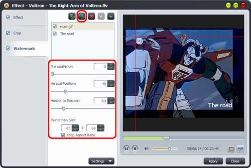 How to burn AVI to DVD movie