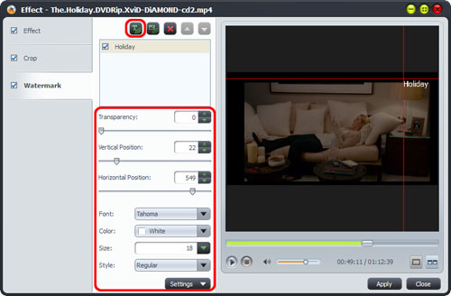 MPEG to DVD Converting