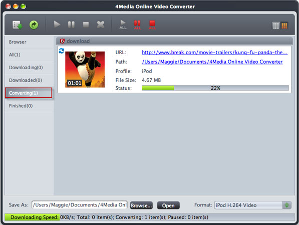 Mac online video conversion